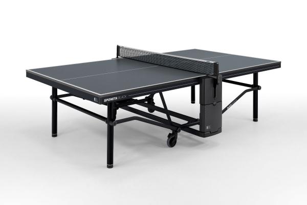 SPONETA Design Line - Black Indoor - pohled