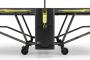 SPONETA Design Line - Raw Indoor - držák na pálky a zásobník na míčky