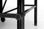 SPONETA Design Line - Black Outdoor - detail rámu